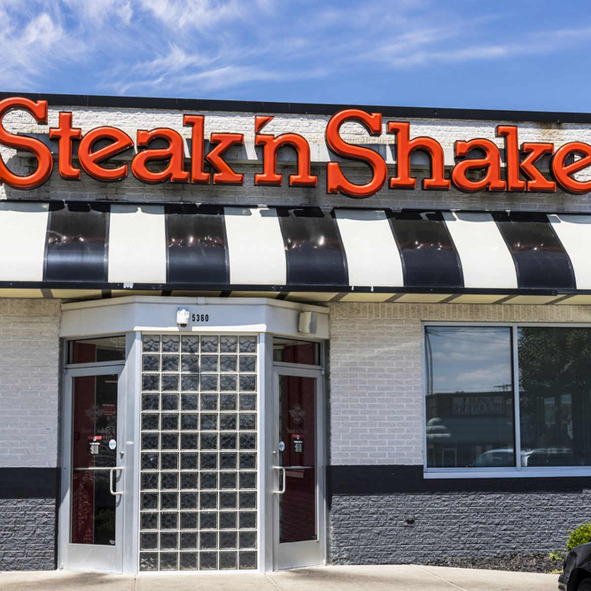 Steak 'n Shake Retail Fast Casual Restaurant Chain.