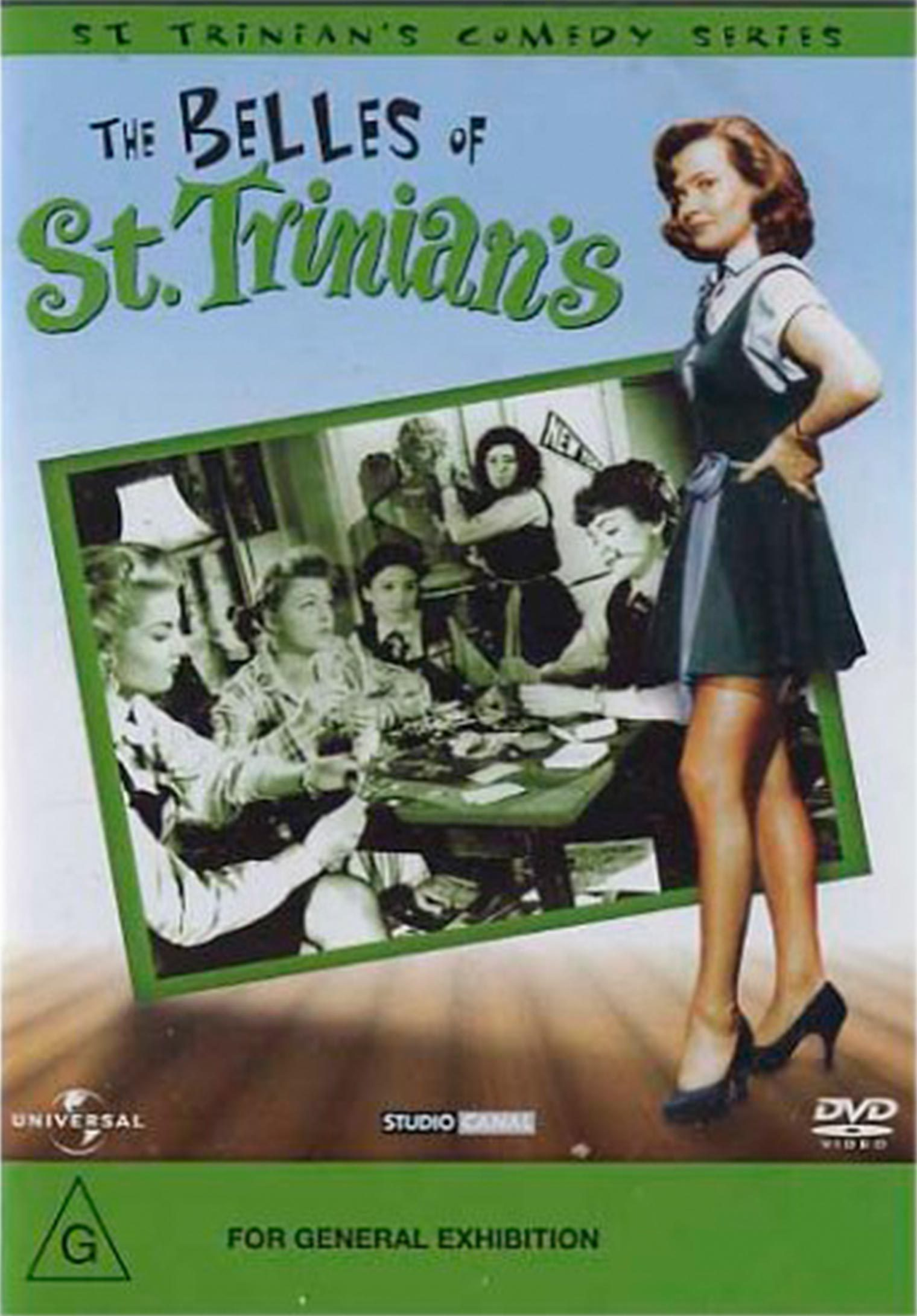 The Belles of St. Trinians