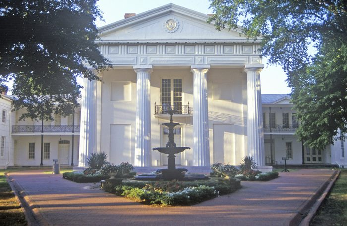 Old State House in Little Rock, Arkansas