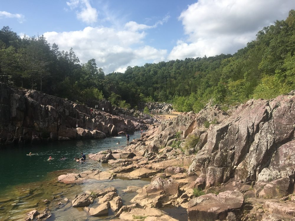 Johnson shut ins state park missouri