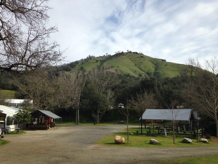 Mount Murphy. El Dorado County. California