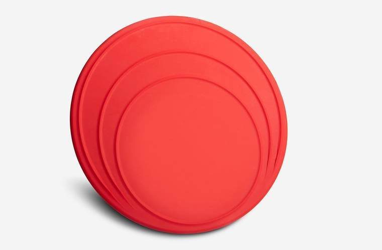 universal silicone lid