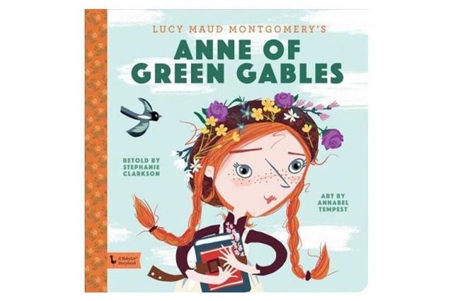 Anne of Green Gables - (Babylit Storybook) (Hardcover)