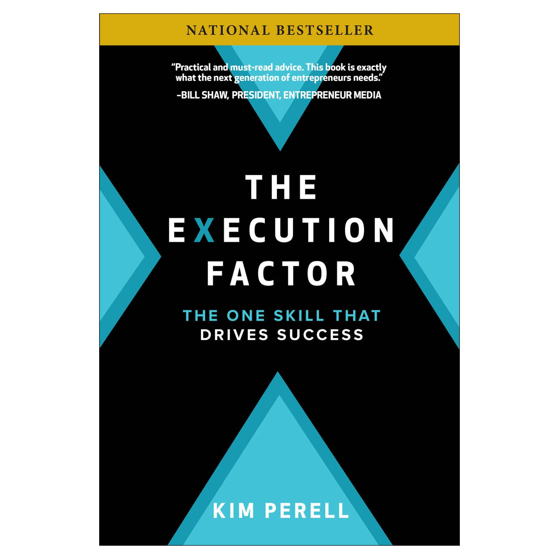 the execution factor book