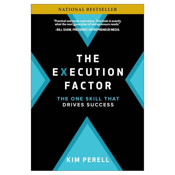 the execution factor book