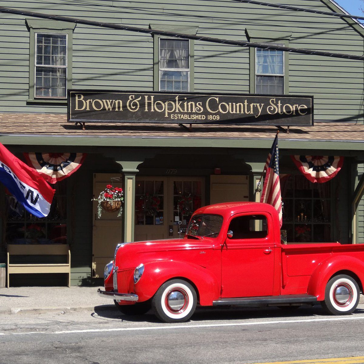 Brown & Hopkins Country Store