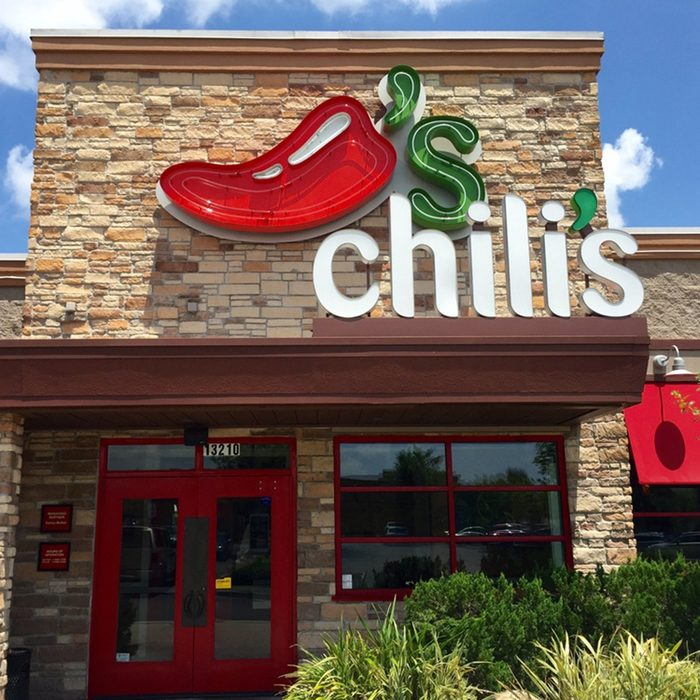 Chili's bar and grill.