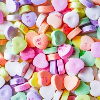 This Is Where Those Conversation Heart Sayings Come From