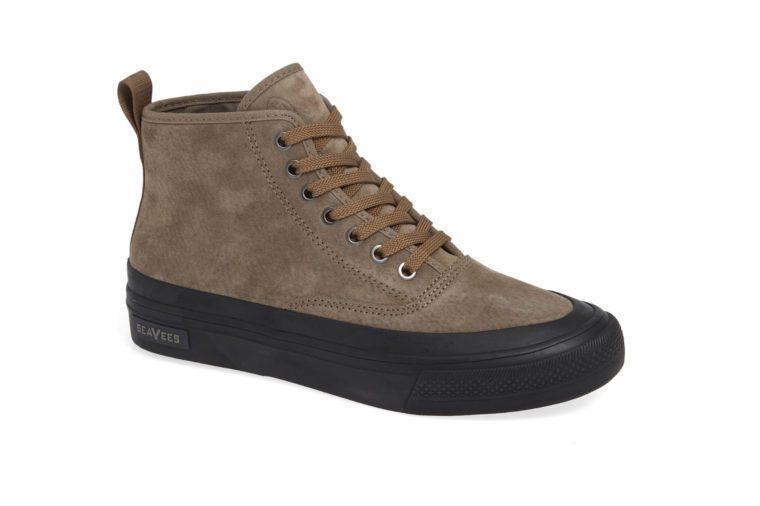 seavees mariners waterproof sneaker boot