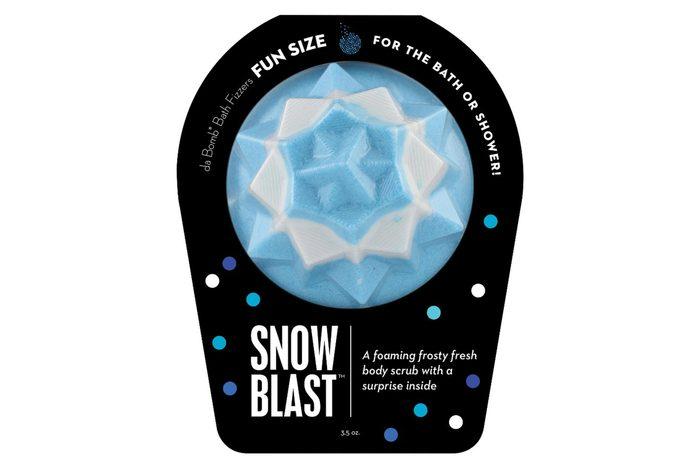 Da Bomb Bath Fizzers Snow Blast Bath Soaks - 3.5oz