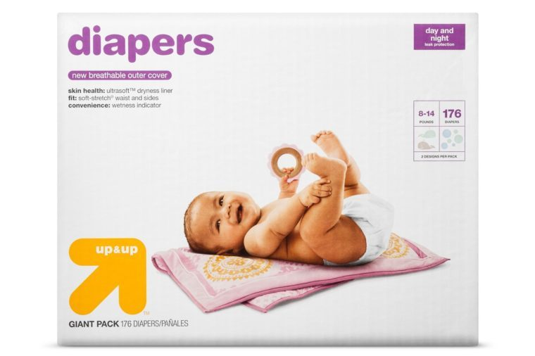 Diapers Giant Pack (Select Size) - Up&Up™