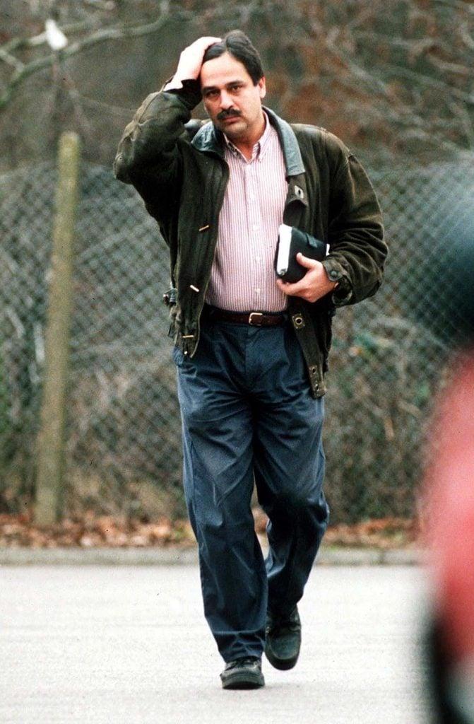 DOCTOR HASNAT KHAN AT HARROW HOSPITAL IN LONDON, BRITAIN - 1997