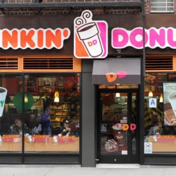 This Is What Dunkin' Donuts Was Called When It First Opened