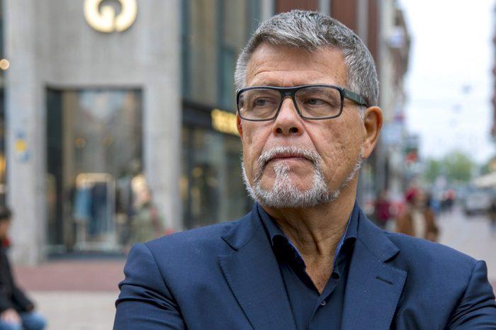 Dutch man starts legal battle to make himself legally 20 years younger, Arnhem, Netherlands - 05 Nov 2018