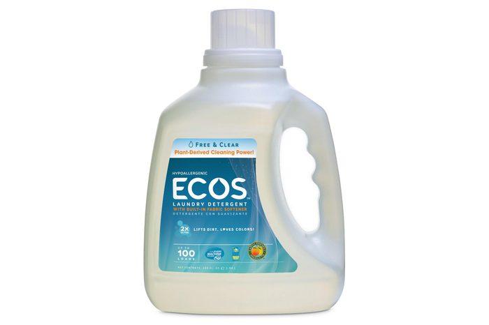 Ecos® Free and Clear Liquid Laundry 100 Loads - 100 fl oz