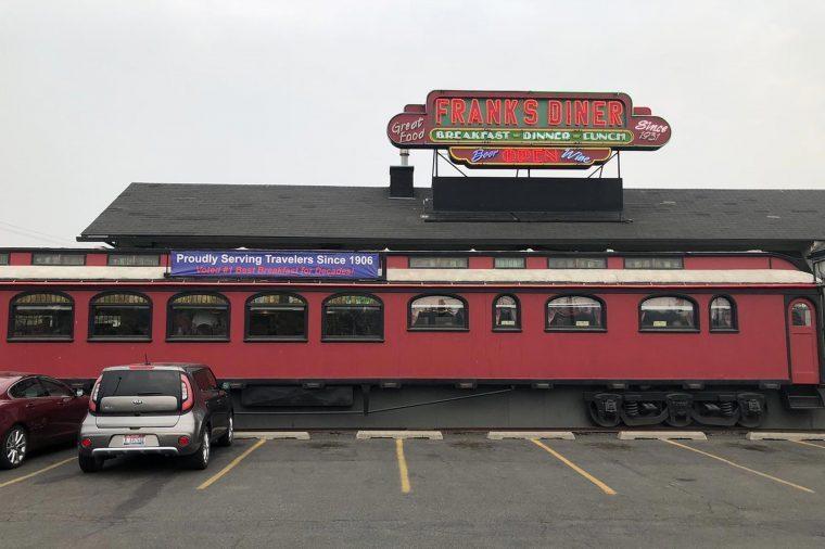 Frank's Diner, Spokane