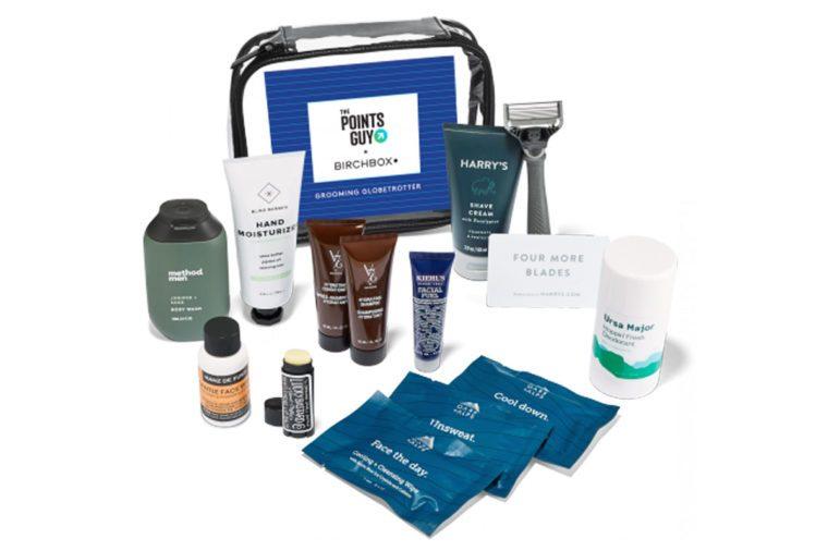 birchbox grooming gift set