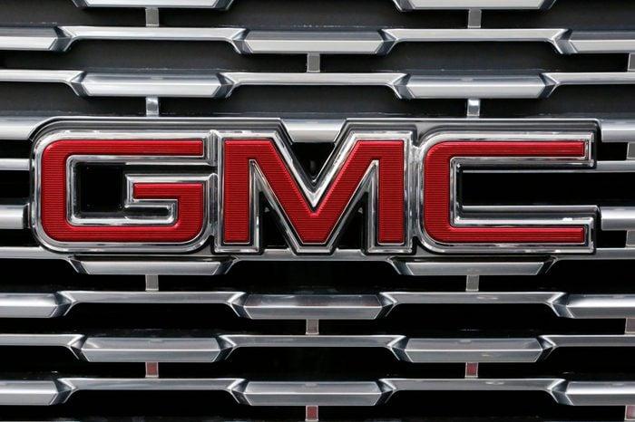 GMC Trucks, Pittsburgh, USA - 15 Feb 2018