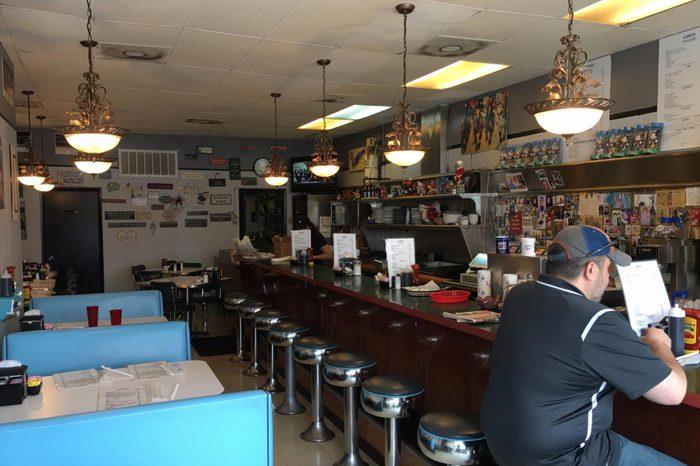 Grandma's Diner, Charles Town