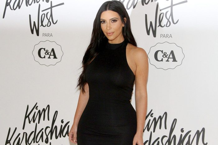 Kim Kardashian for C&A press conference, Sao Paulo, Brazil - 11 May 2015