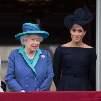 Why Queen Elizabeth II Doesn't Serve One of Meghan Markle's Favorite Foods