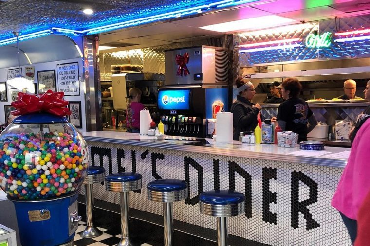 Mel's Classic Diner, Pigeon Forge
