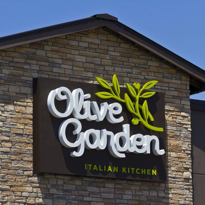 Olive Garden Italian Restaurant.