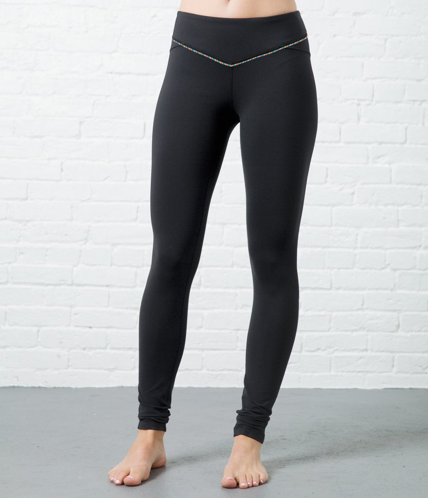 MGH cancer center leggings tights