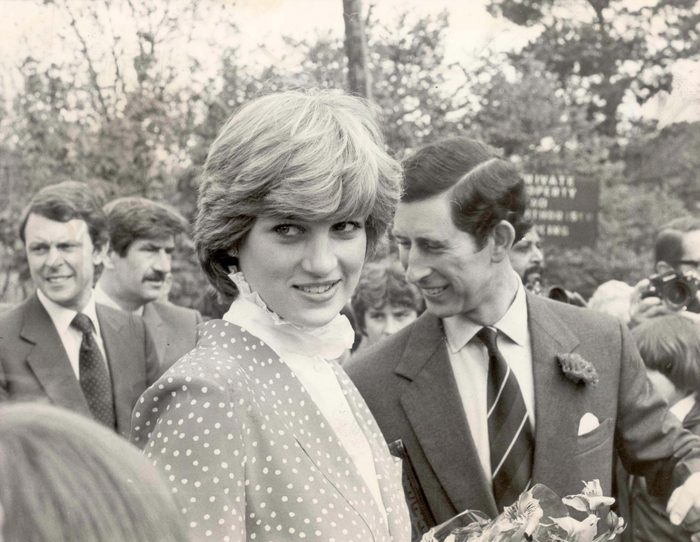 Prince Charles & Lady Diana Spencer - Together - May 1981 Prince Charles And Lady Diana Visit Tetbury Today Prince Charles And Lady Diana Spencer Walking Through The Streets Of Tetbury From The Village Church To The Hospital....royalty Princess Diana