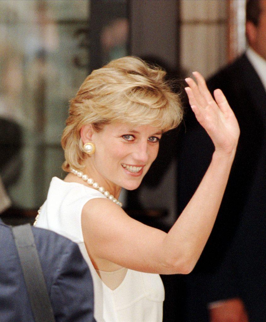 Princess Diana's visit to Chicago, America - Jun 1996