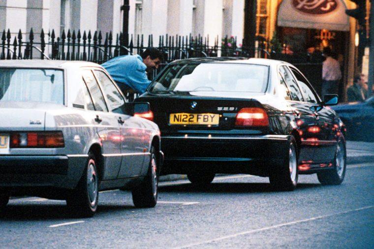 PRINCESS DIANA WITH DOCTOR HASNAT KHAN, ROYAL BROMPTON HOSPITAL, LONDON, BRITAIN - 1996