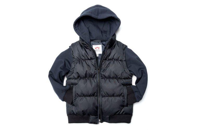 boy's convertible jacket