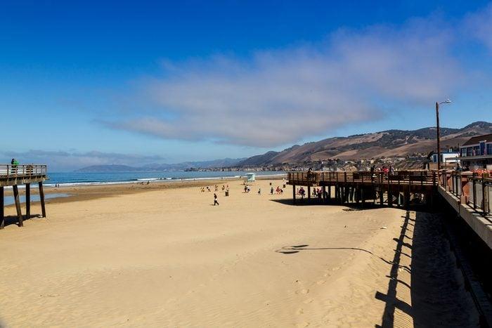 Pismo Beach, Big Sur, California, USA