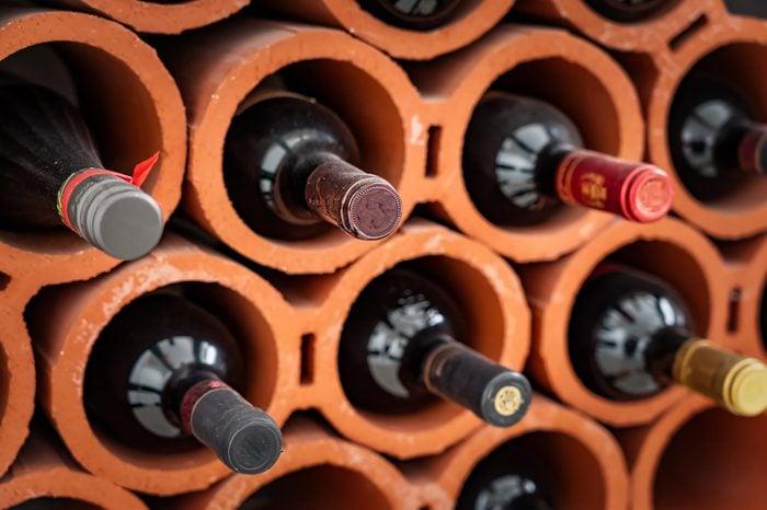 Wine, Wine Bottle, Wine Cellar, Cellar, Close-up