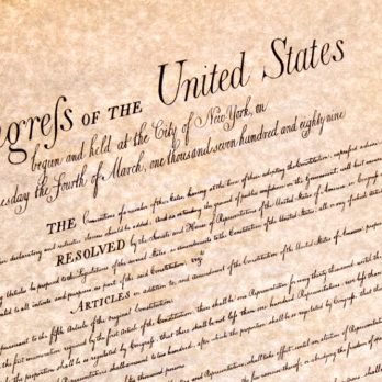 This Is Why the U.S. Constitution Uses F's for S's
