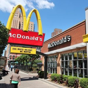 Here's How Much Money the Average U.S. McDonald's Restaurant Makes Every Year