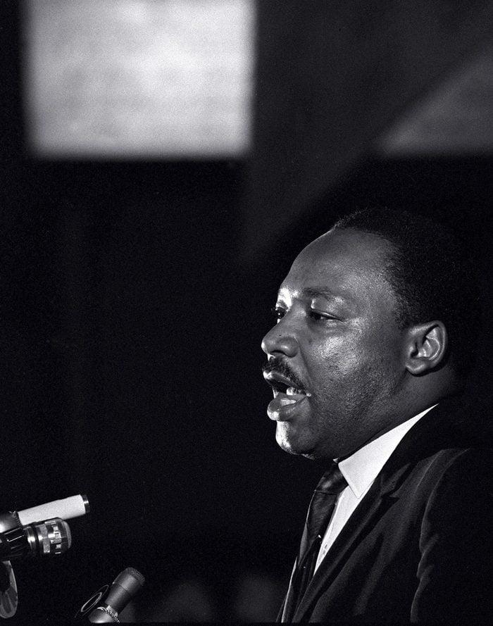 MLK Birthday, Memphis, USA