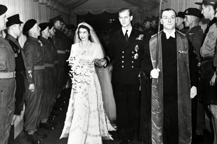 Queen Elizabeth Ii Wedding.How Queen Elizabeth Ii And Prince Philip Fell In Love Reader S Digest