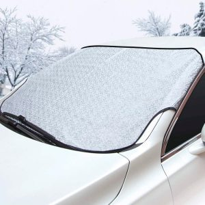 How to Never Scrape Your Windshield Again