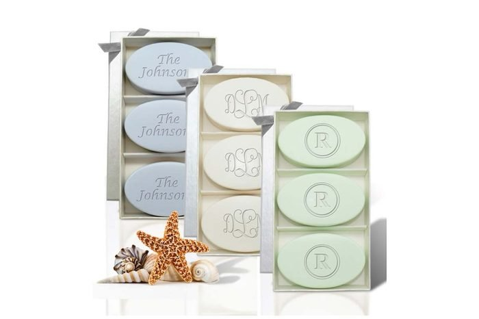 personalized soap