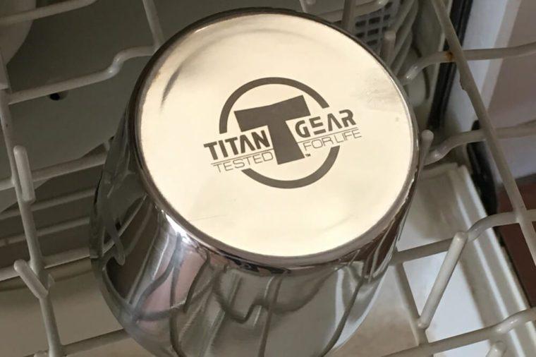 titan gear coffee mug
