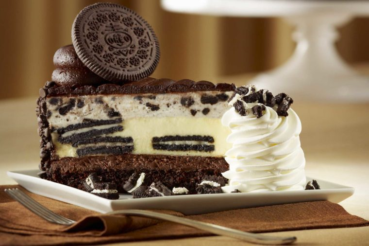 oreo dream cheesecake