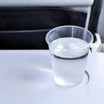 Why You Should Never Order Tap Water on a Plane