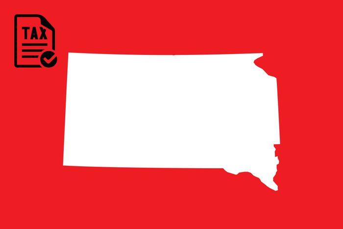best state taxes south dakota