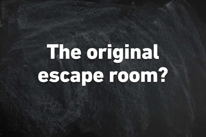 the original escape room