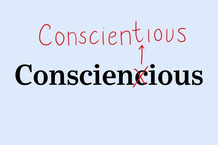 Consciencious