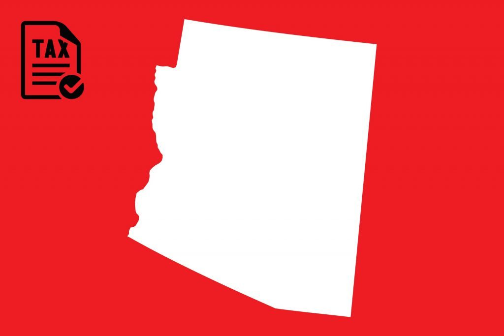 best state taxes arizona