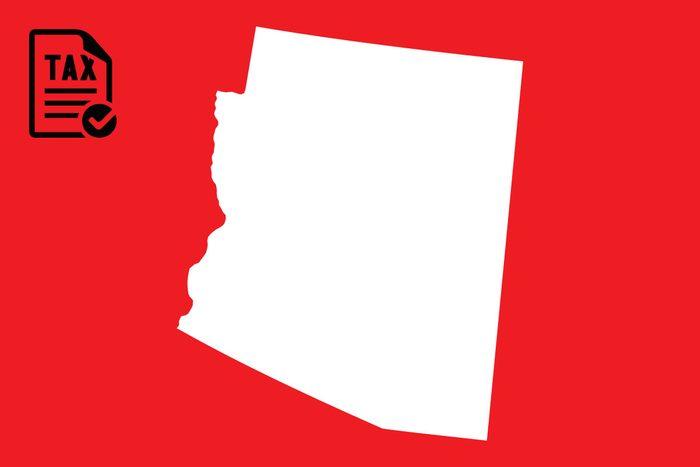 best state taxes arizona