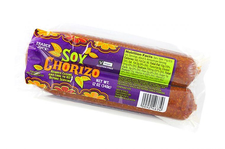 Soy Chorizo