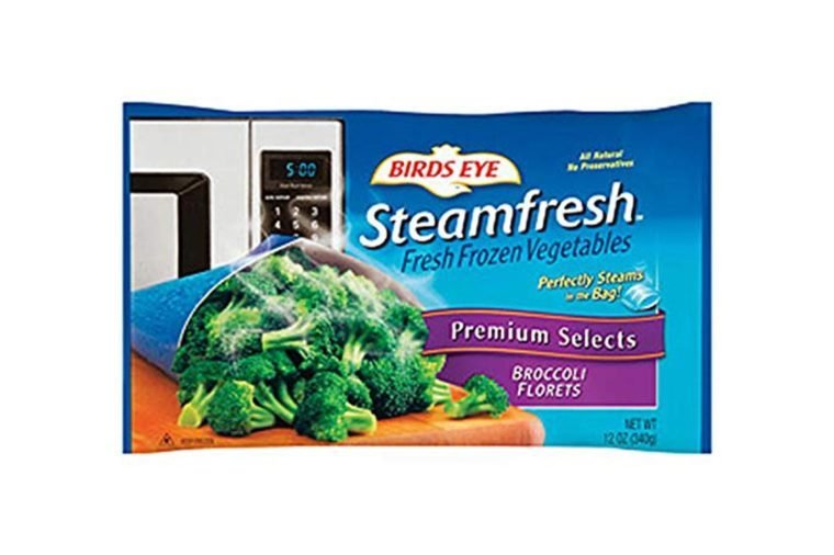 BIRDS EYE STEAMFRESH VEGETABLES BROCCOLI FLORETS 12 OZ PACK OF 3